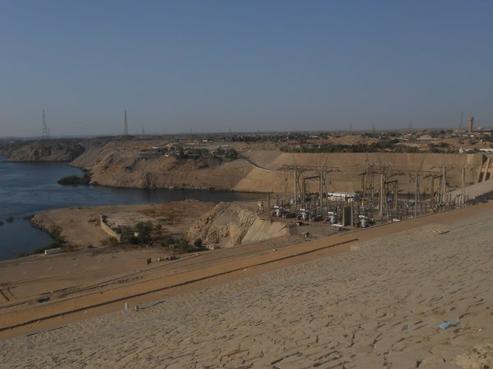barrage d'Aswan