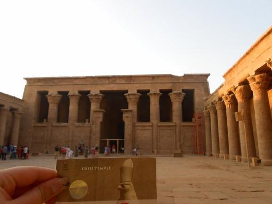 Temple d'Edfou (Horus)