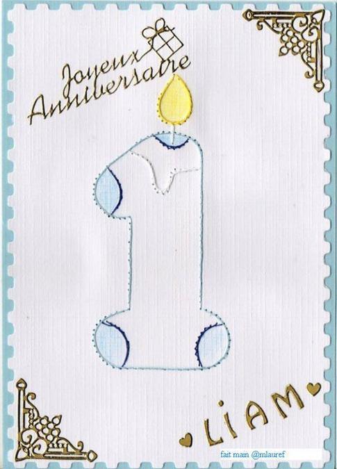 618 # carte anniversaire