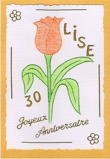 633# carte d'anniversaire