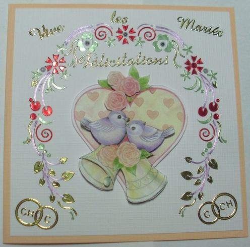 655# Félicitation Mariage