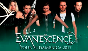 Evanescence Reviews #SpringTour2017