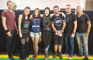 Review : Evanescence - Net Live tonight, Brasilia/BR 20/04/17  Partie II