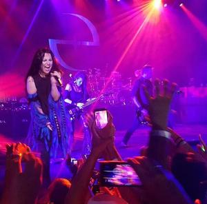 Review : Evanescence - Vivo Rio, Rio/BR 22/04/17  Partie I