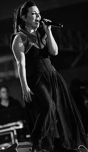 Review : Evanescence - Festival Vivo El Rock, Lima/Pérou 29/04/17  Partie II
