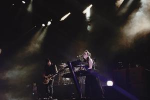 Review : Evanescence - Tecnopolis Buenos Aires/Argentine 02/05/17 Partie I