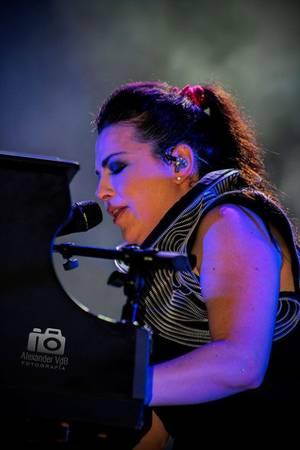 Review : Evanescence - Festival Vivo El Rock, Lima/Pérou 29/04/17  Partie III