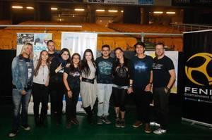 Review : Evanescence - Movistar Arena, Santiago/Chili 04/05/2017 Partie I