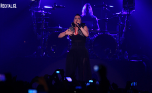 Review : Evanescence - Movistar Arena, Santiago/Chili 04/05/2017 Partie II
