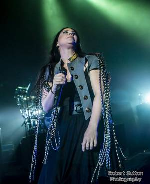 Review : Evanescence - Eventim Apollo/Londres 14/06/17 Partie II