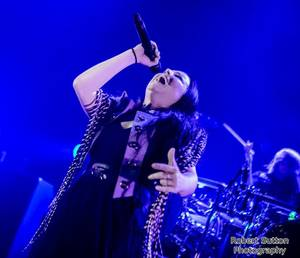 Review : Evanescence - Eventim Apollo/Londres 14/06/17 Partie III
