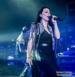 Review : Evanescence - Eventim Apollo/Londres 14/06/17 Partie IV