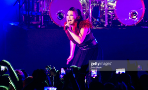 Review : Evanescence - Eventim Apollo/Londres 13/06/17 Partie III