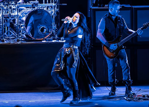 Review : Evanescence - Caribana Festival/Suisse 07/06/17 Partie II