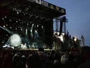 Review : Evanescence - Rockfest, Vantaa/Finlande 10/06/17  Partie I