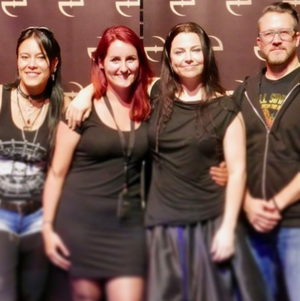 Review : Evanescence - O13 Tilburg/Pays Bas 17/06/17 Partie III