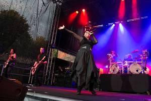 Review : Evanescence - Trakai Summer Castle Festival/Lituanie 21/06/17  Partie I