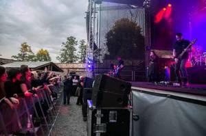 Review : Evanescence - Trakai Summer Castle Festival/Lituanie 21/06/17  Partie III