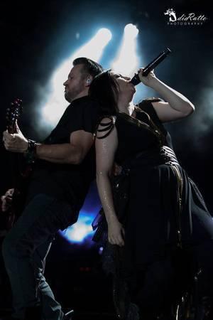 Review : Evanescence - Bucarest/Roumanie 29/06/17  Partie II