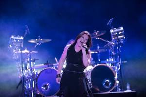 Review : Evanescence - Hills Of Rock, Plovdiv/Bulgarie 30/06/17  Partie I