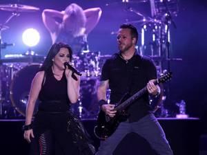 Review : Evanescence - Hills Of Rock, Plovdiv/Bulgarie 30/06/17 Partie III