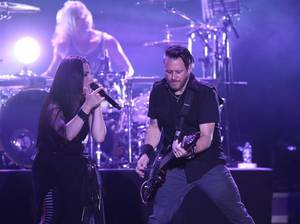 Review : Evanescence - Hills Of Rock, Plovdiv/Bulgarie 30/06/17 Partie III