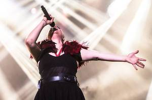 Review : Evanescence - Milano Summer Festival/ italie 04/07/17 Partie II