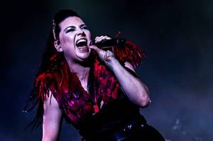 Review : Evanescence - Milano Summer Festival/ italie 04/07/17 Partie III