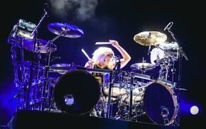 Review : Evanescence - Rockwave Festival, Athènes/Grèce 02/07/17 Partie II