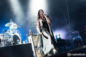 Review : Evanescence - Palladium, Cologne/Allemagne 09/07/17  Partie I