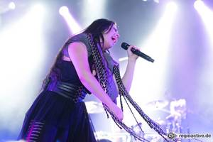 Review : Evanescence - Palladium, Cologne/Allemagne 09/07/17  Partie II