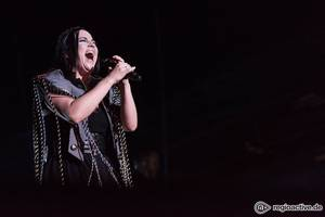 Review : Evanescence - Palladium, Cologne/Allemagne 09/07/17  Partie III