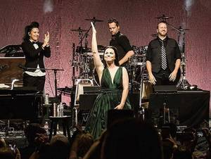 Review : Evanescence/Synthesis Live - Los Angeles 15/10/17 Partie II