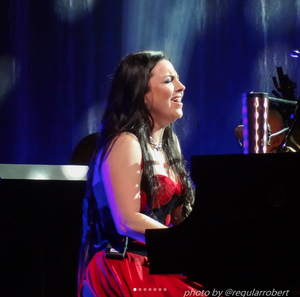 Review : Evanescence/Synthesis Live - Houston 20/10/17 Partie II