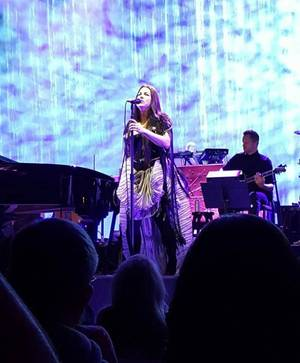 Review : Evanescence/Synthesis Live - Atlanta 27/10/17 Partie I