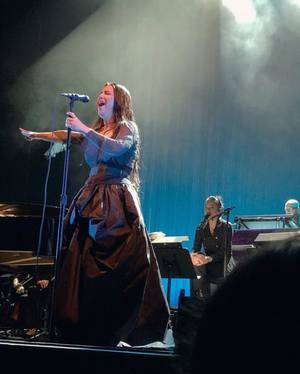 Review : Evanescence/Synthesis Live - Charlotte 28/10/17 Partie II