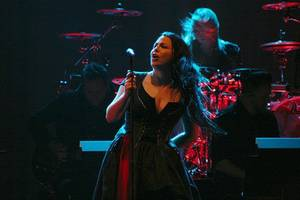 Review : Evanescence/Synthesis Live - Windsor 09/12/17 Partie II