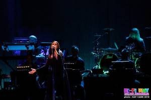 Review : Evanescence/Synthesis Live - Melbourne/Australie 16/02/18 Partie II