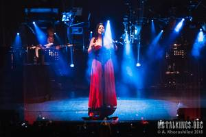Review : Evanescence/Synthesis Live - Moscou/Russie 12/03/18 Partie IV