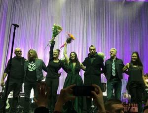 Review : Evanescence/Synthesis Live - St.Petersburg/Russie 15/03/17 Partie I