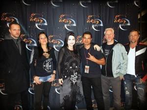 Review : Evanescence/Synthesis Live - Prague/Republique Tchèque 17/03/18 Partie III