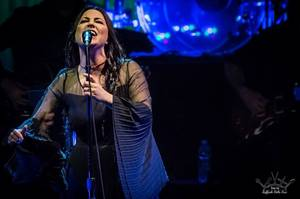 Review : Evanescence/Synthesis Live - Milan/Italie 19/03/18 Partie III