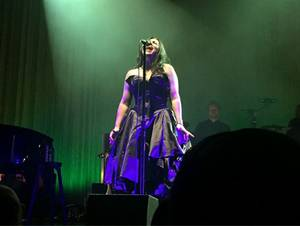 Review : Evanescence/Synthesis Live - Londres/Angleterre 09/04/18 Partie I