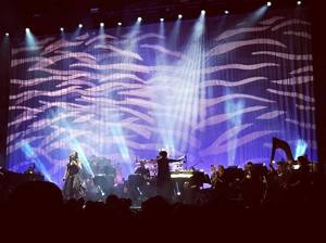 Review : Evanescence/Synthesis Live - Londres/Angleterre 09/04/18 Partie II