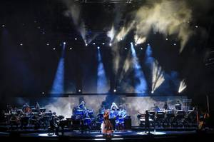 Review : SynthesisLive/Ft Lindsey Stirling - Irvine 01/09/18 Partie II