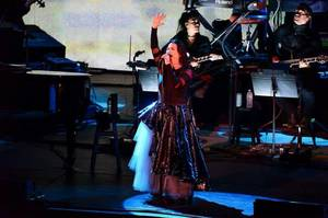 Review : SynthesisLive/Ft Lindsey Stirling - Mountain View 05/09/18 Partie II