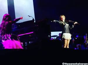 Review : SynthesisLive/Ft Lindsey Stirling - Ridgefield 08/09/18 Partie II