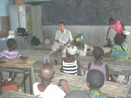 Être volontaire au Burkina
