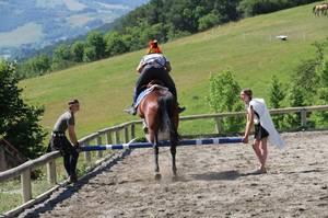 Fête de l'équitation 25/06 (après-midi)