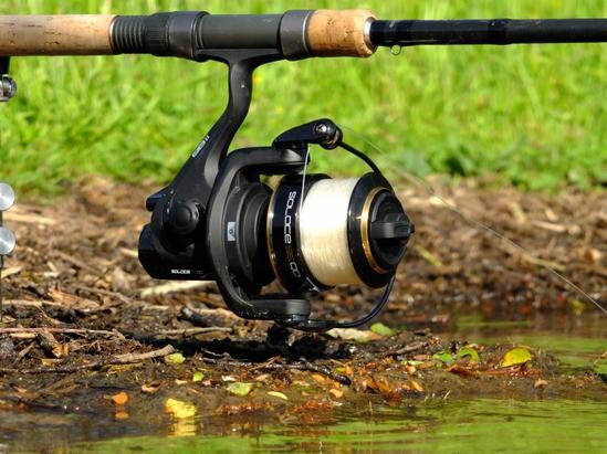 De retour d'une pêche rapide